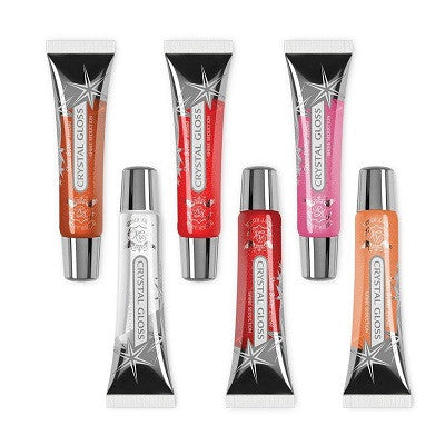 Ruby Kisses Crystal Gloss