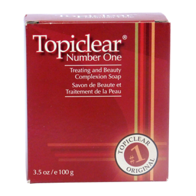 Topiclear Bar Soap - 3.5 oz
