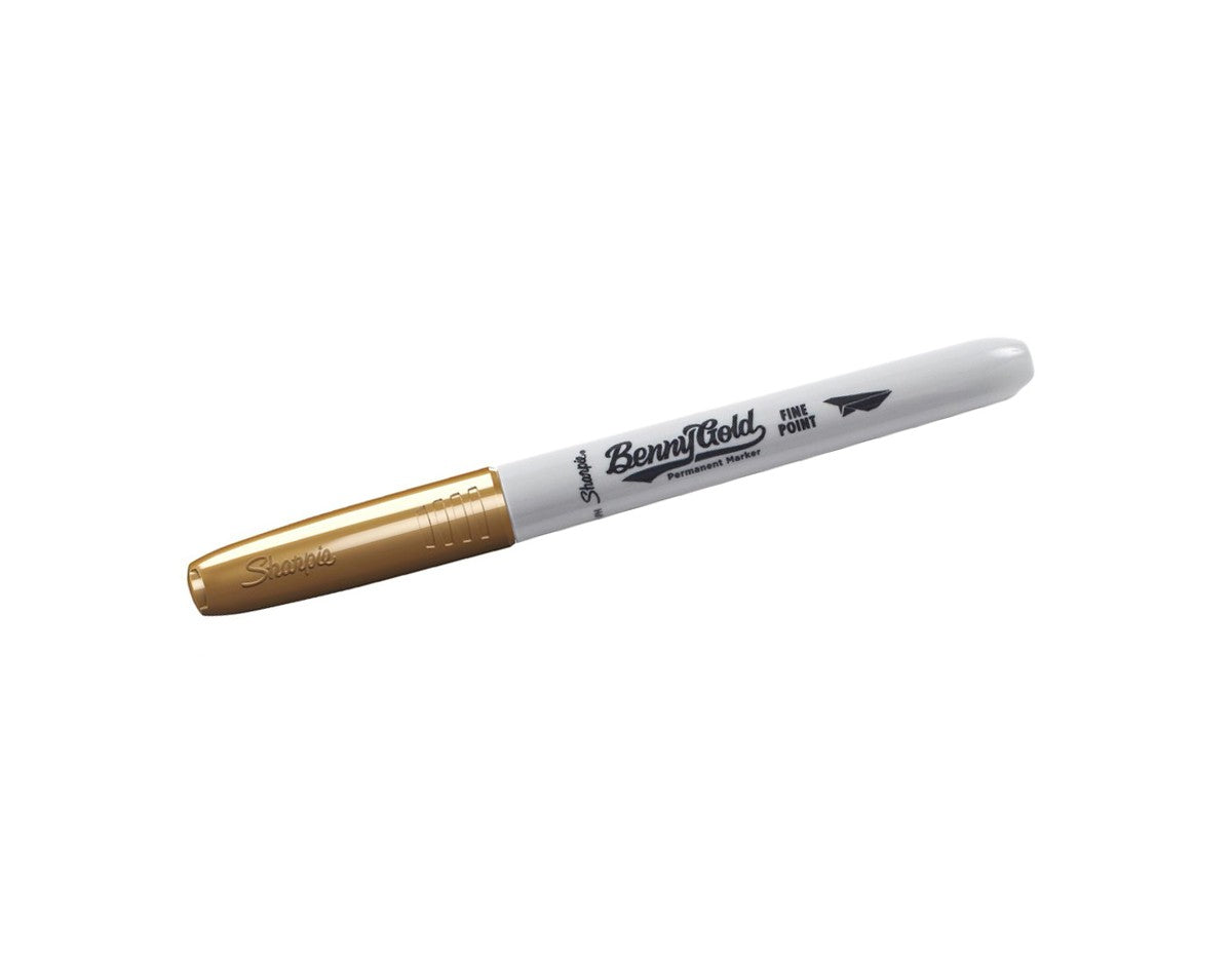 Benny Gold Signature Sharpie(TM) (Gold Color)