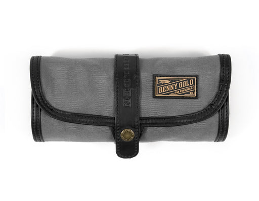 Benny Gold Creative Roll Bag (Gray Color)