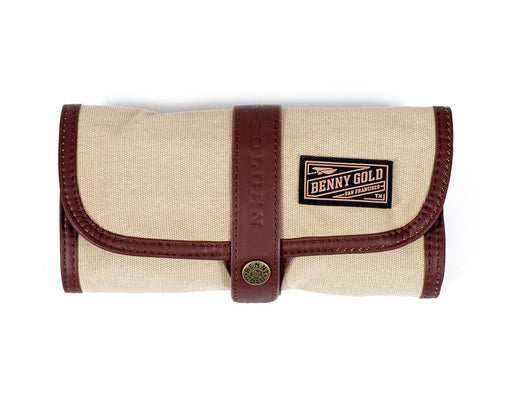 Benny Gold Creative Roll Bag (Cream Color)