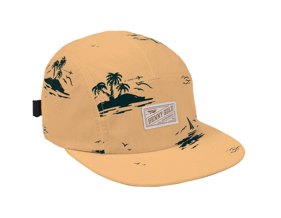 3dfb1a9a1d3dc Benny Gold Florida Sunset Squash 5-Panel Hat — East Bidwell