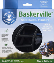 Load image into Gallery viewer, Pedigree Wholesale Muzzle 6 Baskerville Muzzles