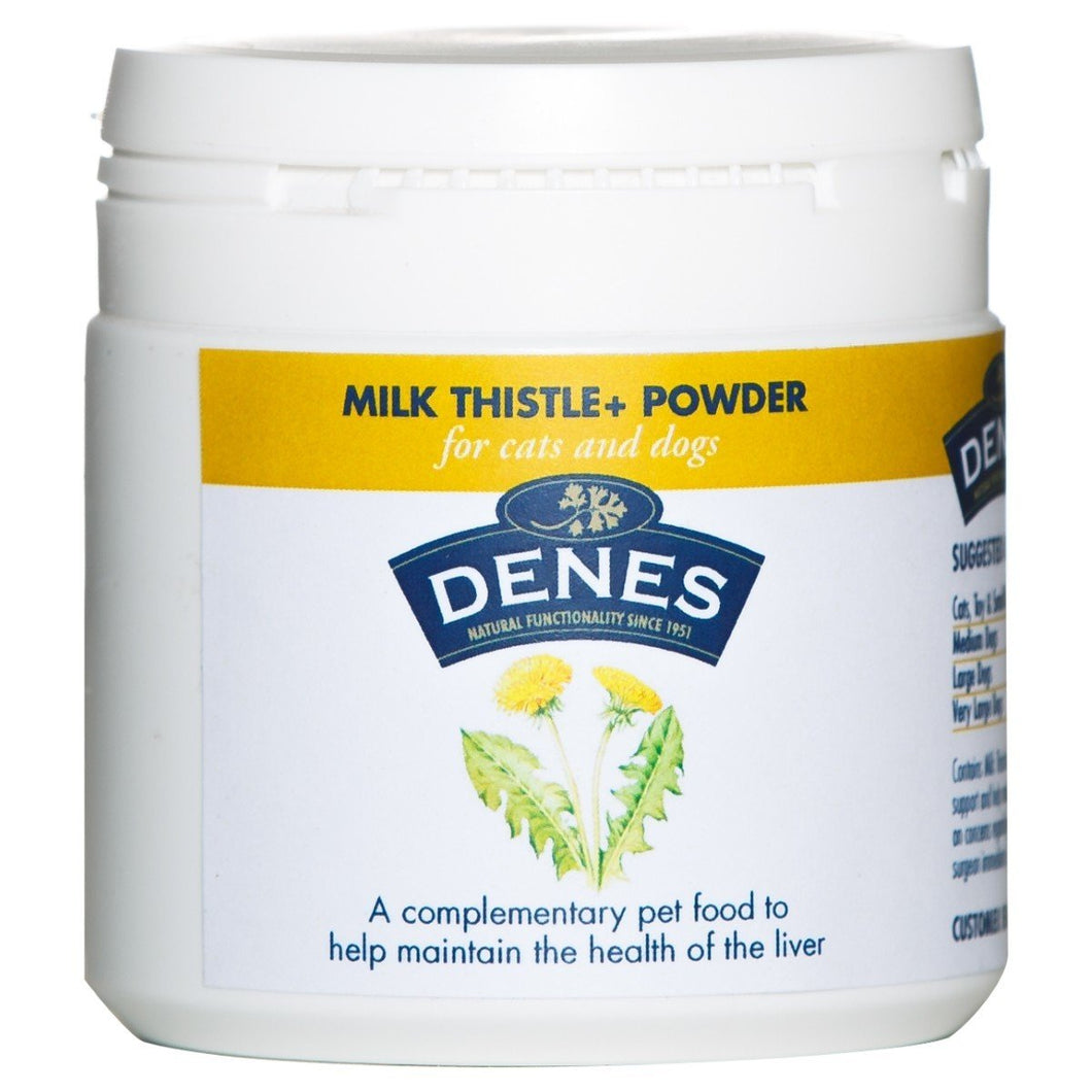 Pedigree Wholesale Pharmacy Milk Thistle+ Powder