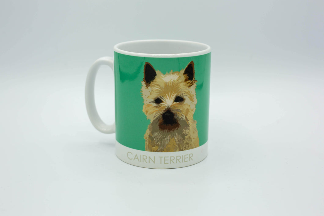 Slickers ◊ Doghouse Mug Cairn Terrier Mug
