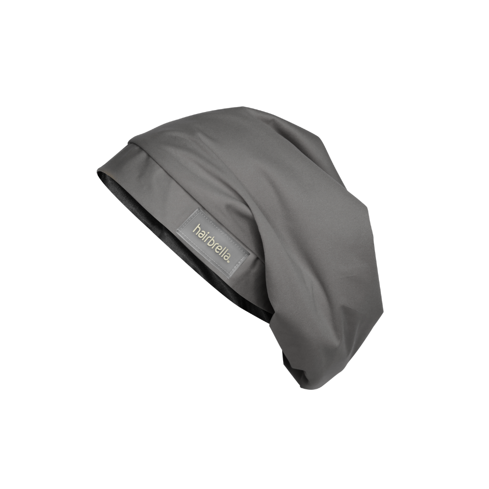 Hairbrella Lite Satin-Lined Rain Hat