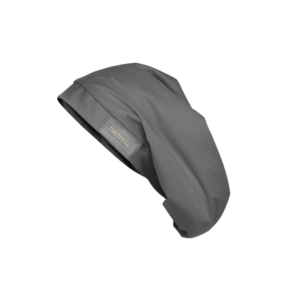 Hairbrella Lite XL Satin-Lined Rain Hat