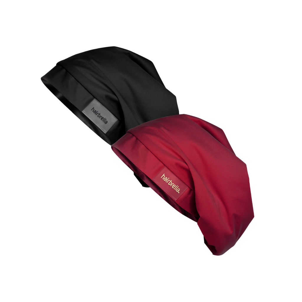 Satin-Lined Rain Hat - Bundle (2)