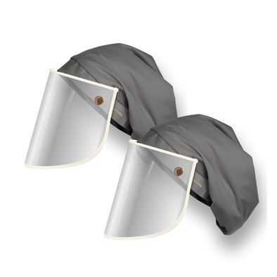 Hairbrella Satin-Lined Rain Hat - Bundle (2)