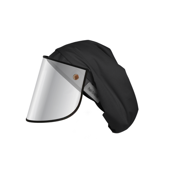 XL Rain Hat + Face Shield