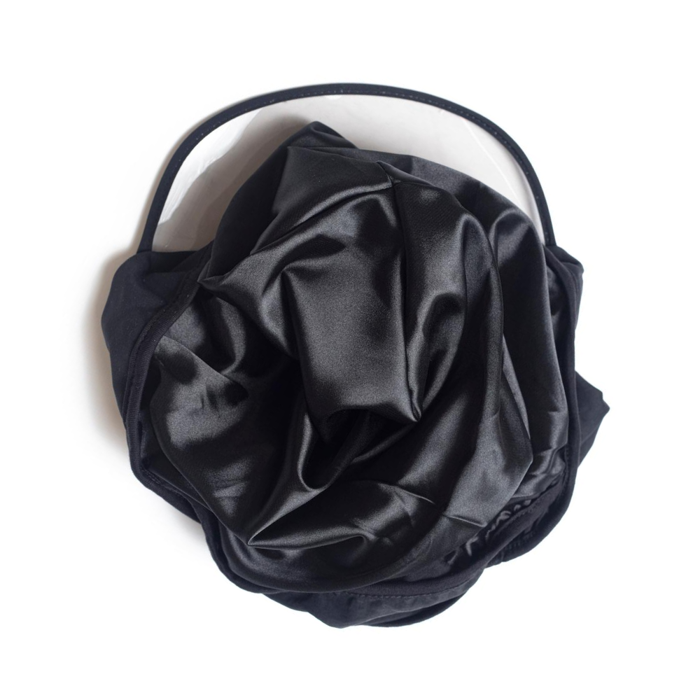 Hairbrella Classic Satin-Lined Rain Hat