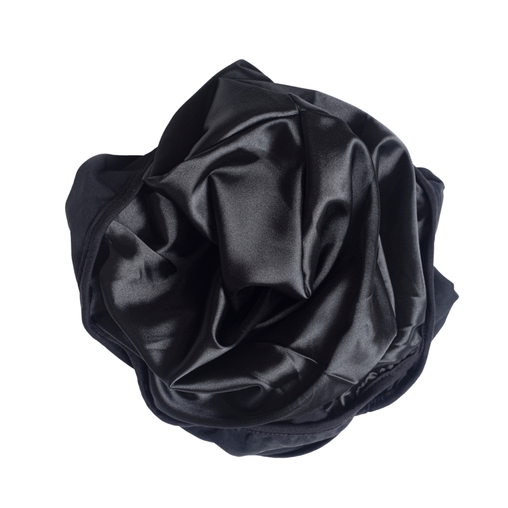 Hairbrella Scrub Cap XL Waterproof, Satin-Lined
