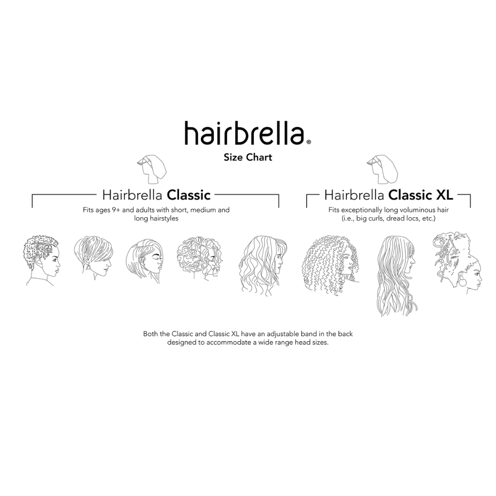 Hairbrella Classic XL Gifting Bundle (Buy 5, Get 1 Free)
