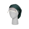 Hairbrella Satin-Lined Rain Hat - Forest Green [Limited Edition]