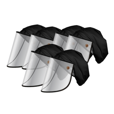 Rain Hat + Face Shield Gifting Bundle (Buy 5, Get 1 Free)