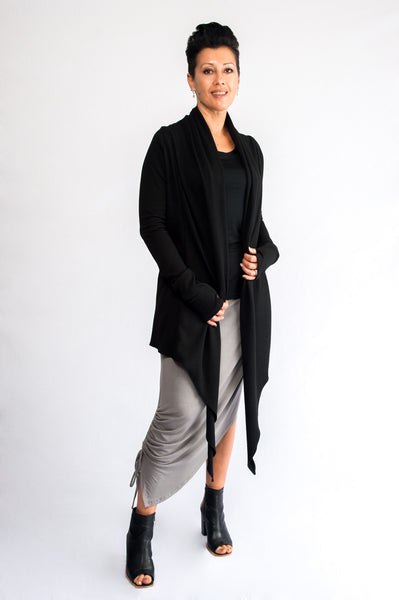 Edessa Waterfall Cardi- ONLY 1 LEFT