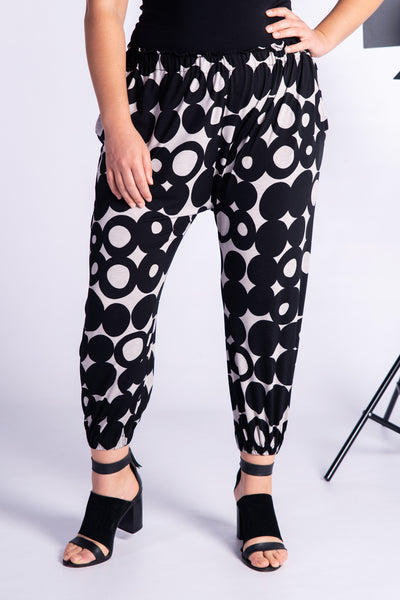 Cabana Pant- Printed- ONLY 1 LEFT
