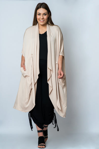 Majestic 4-in-1 Kimono wrap: Blush- ONLY 1 LEFT