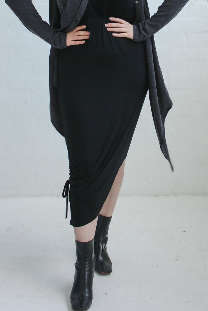 Audrey skirt- Black