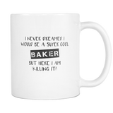 Super Cool Baker 11oz 15oz Mugs