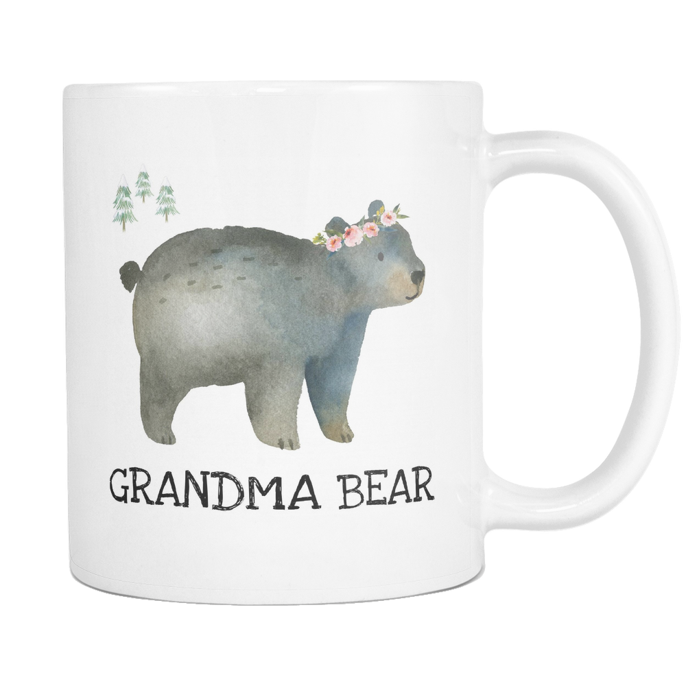 Grandma Bear 11 and 15oz Mug