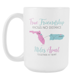 Custom Friendship Mug For Joy