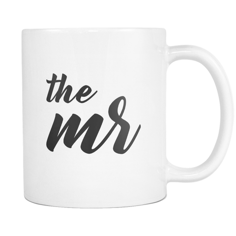 The Mr 11 and 15oz Mug