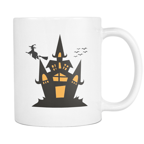 Witch House Coffee Mug