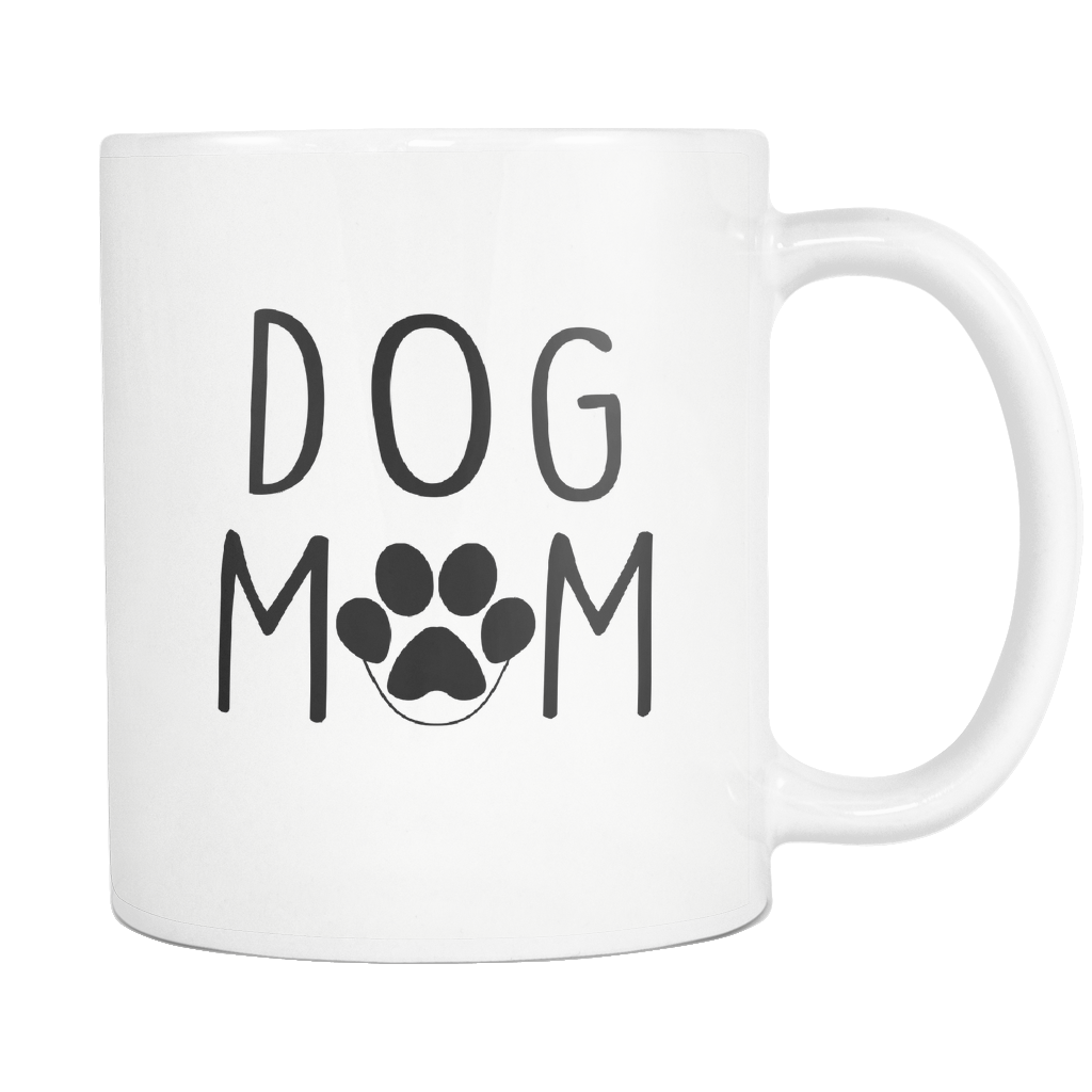 Dog Mom 11oz Mug