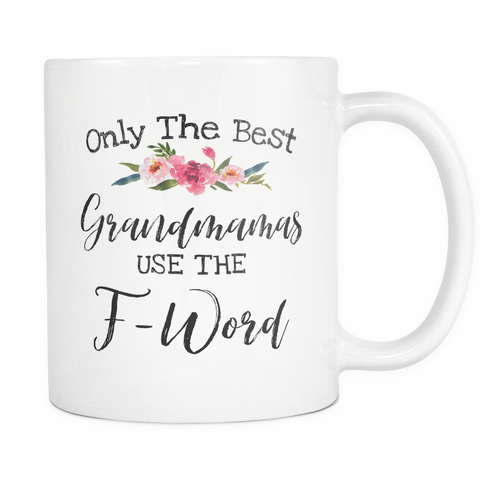 Custom Grandmama Coffee Mug