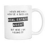Super Cool Real Estate Agent Coffee Mug