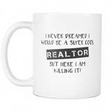 Super Cool Realtor Coffee Mug
