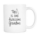 Awesome Grandma 11oz