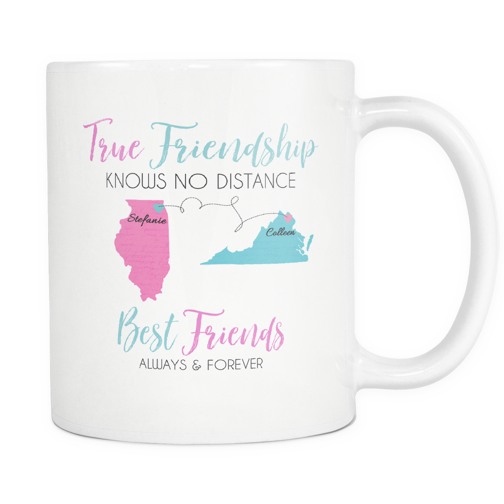Custom Friendship Mug