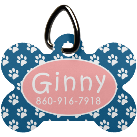 Karen Pennington 2 UN5771 Dog Bone Pet Tag
