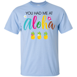 Aloha Cotton T-Shirt