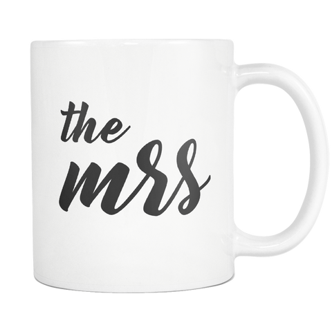 The Mrs 11oz Mug