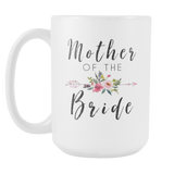 Mother of the Bride 15oz
