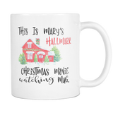 Hallmark Mary 11 and 15oz Mug