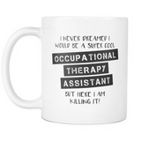 Occupational Therapy Assistant Coffee Mug