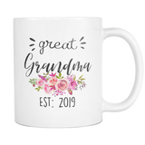 Great Grandma 2019 Coffee Mug