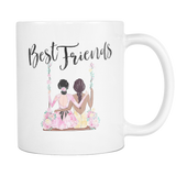Best Friends on Swing 11 & 15oz Mugs