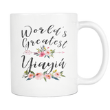 Worlds Greatest Yiayia 11oz Mug