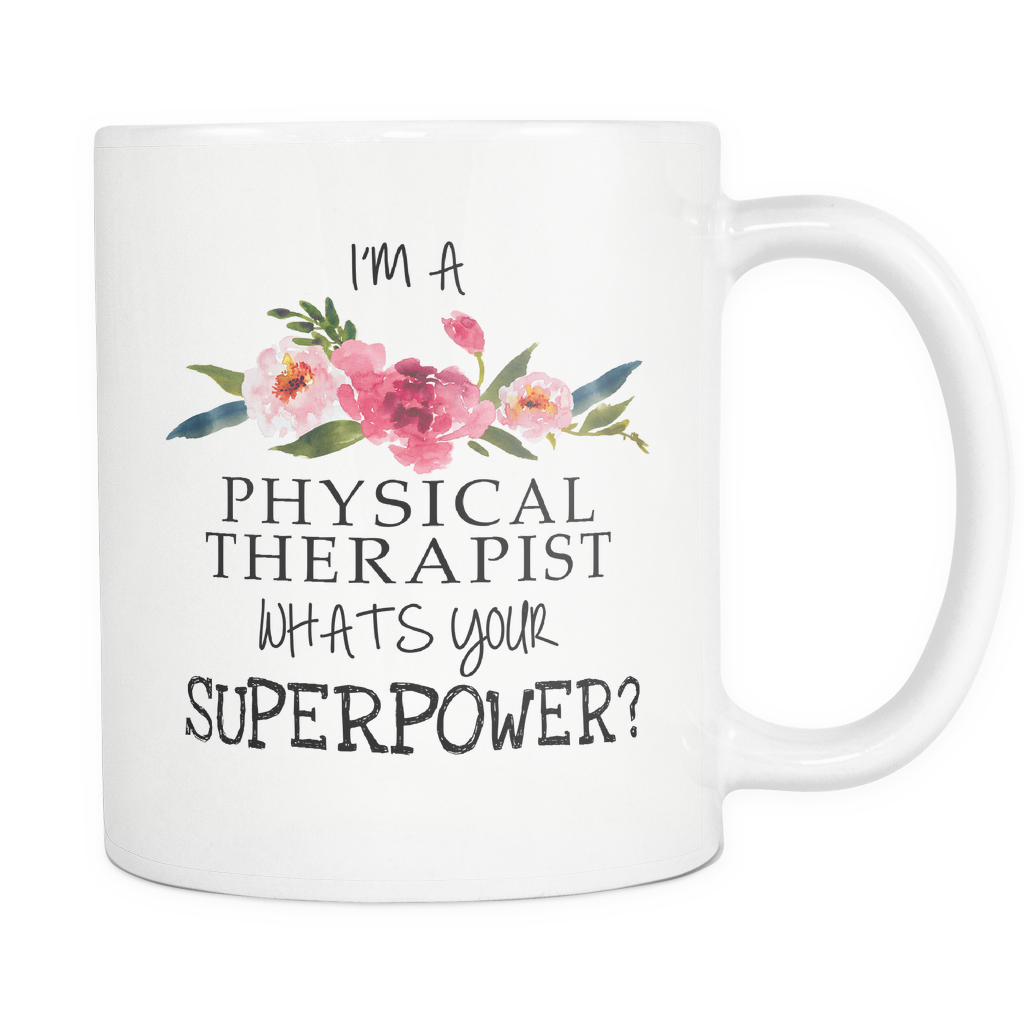 Super Physical Therapist Coffee Mug