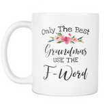 Grandma F Word Coffee Mug