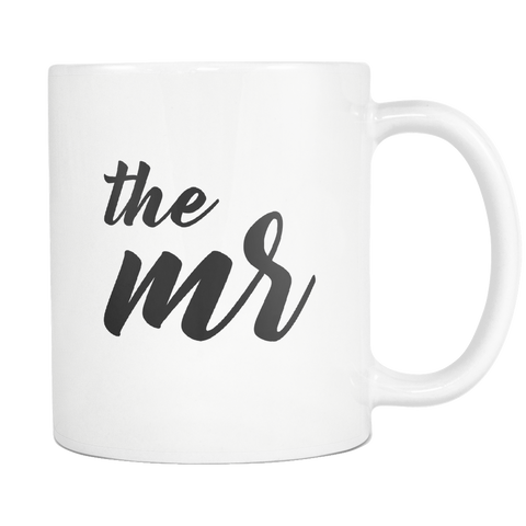 The Mr 11oz Mug