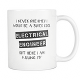 Super Cool Electrical Engineer Mug