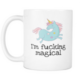 I'm Fkn Magical Unicorn Coffee Mug