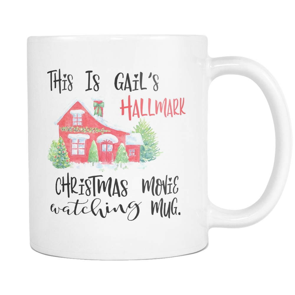 Hallmark Gail 11 and 15oz Mug