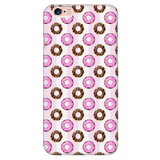 Pink & Choc Donuts Phone Case